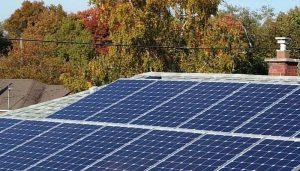 Çatı Güneş Panelleri